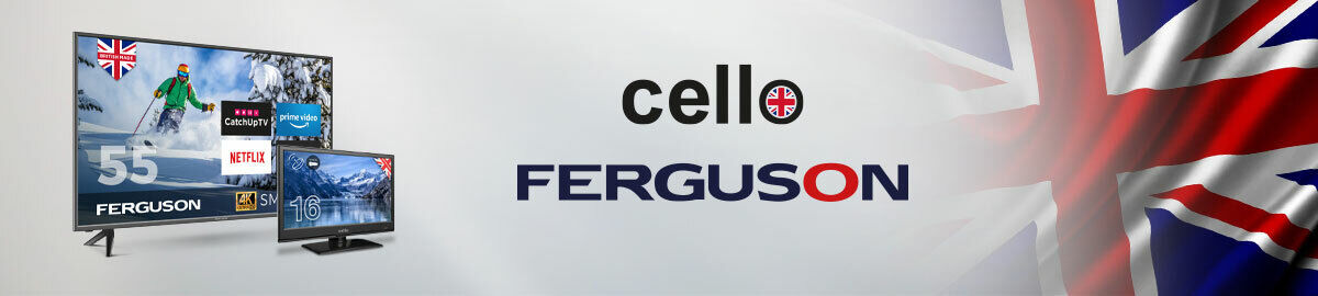 Cello & Ferguson TV