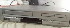 BUSH DVHS1 DVD Player & VCR VHS VIDEO PLAYER COMBI + Remote