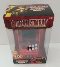 Mortal Kombat Mini Arcade Classics Game Color Screen Midway Basic Fun inc 2019