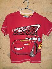 Tee shirt CARS Disney 6 ans 122 cm