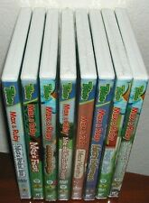 Lot of 8 Max & Ruby Dvd New 45 Episodes