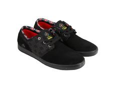 Emerica Skateboard The Figueroa X Psockadelic Men Shoes 8.5 Black/black/print