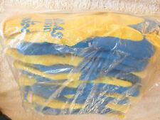 LOT OF 10 Showa Best Glove Atlas KV300 L Large Latex Coated Made w/Kevlar Gloves