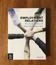 Employment Relations in Australia by Nikola Balnave