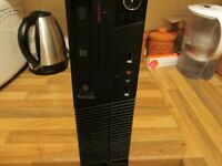 Lenovo ThinkCentre Edge 72e Intel Core i3 3.3GHz, 4GB RAM, 500Gb HDD, Windows10