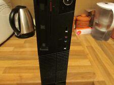 LENOVO Thinkcentre EDGE 72e Intel Core i3 3.3GHz, 4 GB di RAM, unità disco rigido da 500 GB, Windows 10