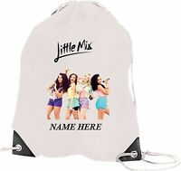 LITTLE MIX #1 PERSONALISED GYM/DANCE/SWIMMING/P.E./YOGA BAG