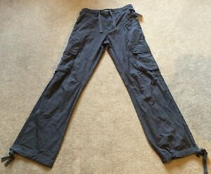 BNWT Mens Quiksilver Casual Trousers Size 28