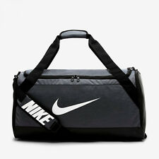 Nike Borsa sportiva Brasília Medio Lana Grossa Grigio ae2ac3c5e68c