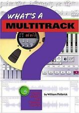What's a Multitrack?: A Basic Guide to Their Features and Use-ExLibrary