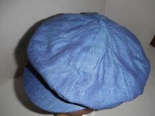 HILLS of NEW ZEALAND newsboy cap hat  Large
