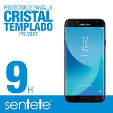 Sentete® Samsung Galaxy J7 (2017) Protector de Pantalla Cristal Templado PREMIUM