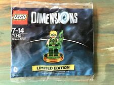 Lego Dimensions Green Arrow 71342 DC Comics Limited Edition Brand New