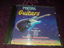 CD Various Artists / Metal Guitars - Album 1990