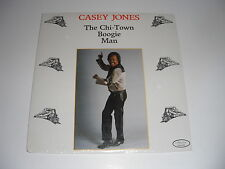 Casey Jones: The Chi-Town Boogie Man SEALED LP - Soul Blues R&B