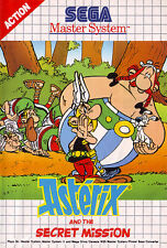 # Sega Master System-asterix and the Secret Mission (solo módulo, sin OVP) #