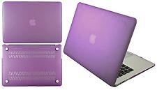 """13"""" Macbook Pro Frosted Matte Ultra Light Hard Shell Case Cover"""