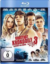 VORSTADTKROKODILE 3 (Nick Romeo Reimann, Fabian Halbig) Blu-ray Disc NEU+OVP