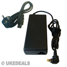 Acer Aspire 5738z Laptop Battery Charger Power Supply 19V 90W EU CHARGEURS