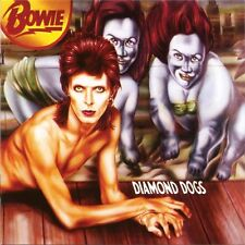 DAVID BOWIE DIAMOND DOGS REMASTERED CD NEW