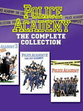 Police Academy - The Complete Collection - Region 1 DVD