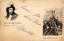 CPA LE CHEVALIER BAYARD. Militaire (287002)