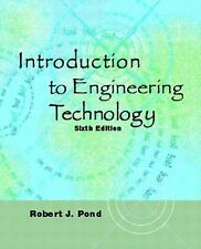 Introduction to Engineering Technology (6th Edition)