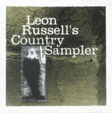 """LEON RUSSELL""""S COUNTRY SAMPLER CD - NM 1992 VIRGIN CD"""