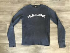 SWEAT POLO RALPH LAUREN FEMME TAILLE S PULL