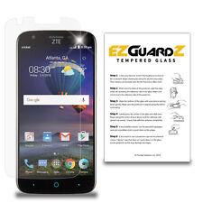 2X EZguardz Premium Tempered Glass Screen Protector For ZTE Grand X 3