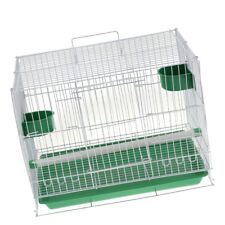 Portable Foldable Metal NEW Finches Canaries Breeder Breeding Bird Cage