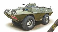 ACE 72431 V-100 (XM-706 E1) Armored Patrol Car 1/72 scale model kit
