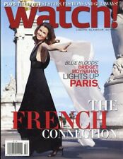WATCH! MagazineCBS  - February 2013 - Bridget Moynahan - Blue Bloods