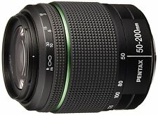 PENTAX Telephoto Zoom Lens DA50-200mm F4-5.6ED WR K mount APS-C size 21870 New