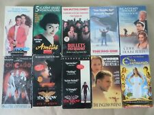 Miramax Vhs Tape Movies You Pick Up Will Combine Shipping