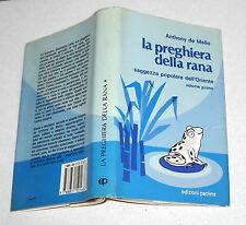 Anthony de Mello LA PREGHIERA DELLA RANA Paoline 1990