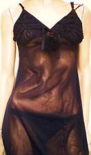 Babydoll Polyamide No Pattern Lingerie & Nightwear for Women