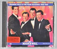 Time Life Rock N Roll Era Frankie Valli & The Four Seasons CD 1962-1967 NEW Seal