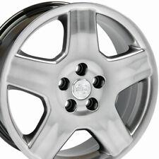 18 Rims Fit Lexus Toyota Ls 430 Style Hyper Black Wheels 74179 Set Fits 2011 Toyota Camry