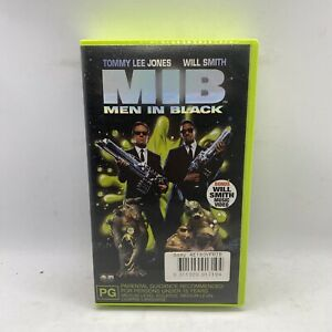 MIB Men In Black Brand New VHS Tommy Lee Jones Will Smith Cult Classic