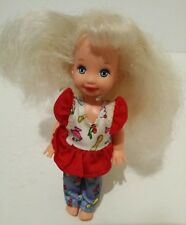 BARBIE SHELLY KELLY CHELSEA DOLL OUTFIT & SHOES 1990s 2000s #3