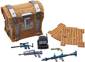 Fortnite Battle Royale Kids Toy Gift Loot Chest Collectible