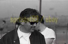 Irwindale Raceway - Engine Builder/Owner Keith Black - Vtg Race Negative
