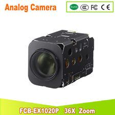 NEW  Free Shipping SONY FCB-EX1020P 36x Zoom Sony Camera Module