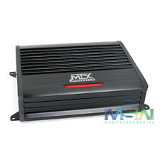 NEW MTX THUNDER500.1 500W RMS CLASS D MONOBLOCK CAR AMPLIFIER AMP THUNDER-500.1