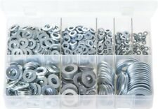 Assorted Box of Flat Washers 'Form A' - Metric - M3 - M20 - 800 Pieces - AB76N
