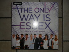 "TRIVIA BOARD GAME ""THE ONLY WAY IS ESSEX"" BRAND NEW IN WRAPPING"