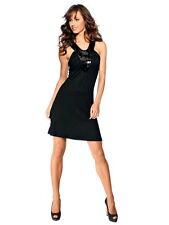 """""""B.C.-WOMAN"""" ShirtKleid Kleid mit Pailletten in schwarz Gr. 38 Neu"""