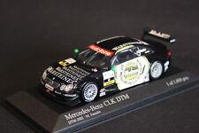Minichamps Mercedes-Benz CLK-DTM 2002 1:43 #6 Marcel Fässler (SUI) (JS)