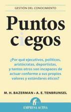 Puntos ciegos (Spanish Edition) (Gestion del Conocimiento)-ExLibrary